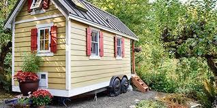 tumbleweed tiny house. Courtesy Christopher Tack/Tumbleweed Tiny House Company Tumbleweed