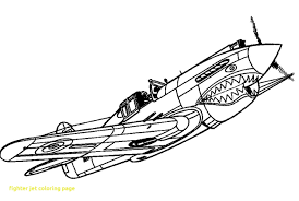 classic fighter jet coloring page printable in beatiful fighters book pilot free within pages qqa me