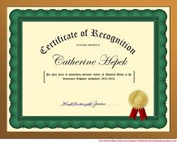 certificate of recognition templates the 25 best create certificate ideas on pinterest christmas