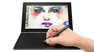 lenovo yoga book fhd 10 1 android tablet 2 in 1 tablet intel