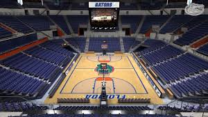 O Connell Center Seating Chart Exactech Arena At The Stephen C Oconnell Center Basketball Teams Excitement