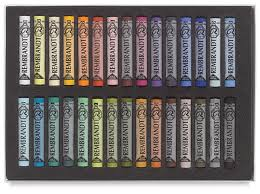 Rembrandt Pastel Color Chart Rembrandt Soft Pastels And Sets Blick Art Materials