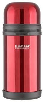 Классический <b>термос LaPlaya Traditional</b> Steel (1,2 л) — купить по ...
