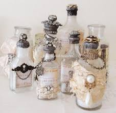 How To Decorate Perfume Bottles