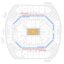 Barkley Center Seating 2019