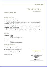Chronological Resume Layout Chronological A Samples Formats And Templates Resume Layout Free