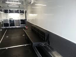 there is a wide range of available flooring that can be installed for your cargo trailer from rubber to vinyl to wood you can also choose to have it