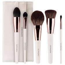 10 best travel makeup brush sets overview