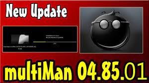 update multiman 04 85 01 cex dex