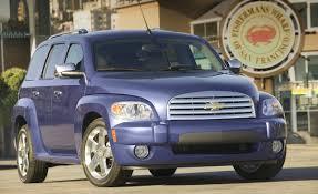 2008 Chevrolet HHR / HHR SS – Review | Car and Driver Blog