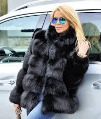 fox furs saga fox fur jacket made by lafuria