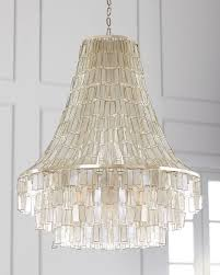 Neiman marcus lighting Prism Neiman Marcus Melissa 3light Chandelier Neiman Marcus