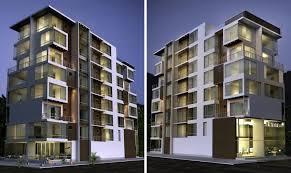 Apartment Building Design Inspiration Design  Inspiration - Modern apartment building facade