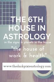 Jupiter In 6th House In Navamsa Chart The 6th House