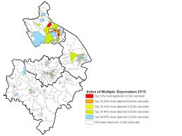 Deprivation Warwickshire Health And Wellbeing