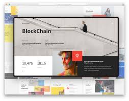 Design Presentation Templates 28 Free Keynote Templates With Interactive Design 2019