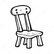 Brilliant School Chair Drawing Vector On A Intended Decor