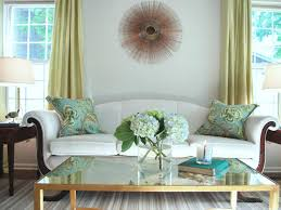Blue And Green Living Room Color Guide Hgtv 7052 by xevi.us