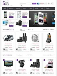Free Ecommerce Website Templates Fascinating Store Website Templates Html48 Jacksukulele