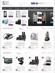 Free Ecommerce Website Templates Fascinating Store Website Templates Html48 Jacksukulele