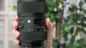 sigma 18 35mm f1 8 dc hsm lens review make your aps c dslr feel like it s full frame cnet