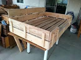 large wooden dog bed raised wooden dog bed wood pallet dog bed pallet dog bed large large wooden dog bed