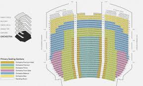 boston opera house seat views best of wilbur theater seating chart