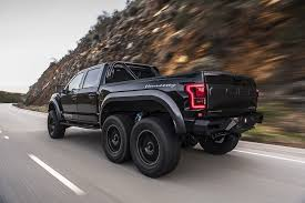 Driving the Hennessey Velociraptor 6x6: Maximum America in a 6-Wheel ...