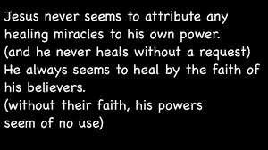 Quotes jesus Prayers for Healing Jesus Quotes Sayings on MIRACLES and 86