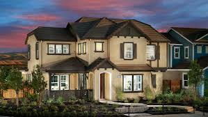 CalAtlantic Homes Residence Four - European Country of the Landmark at  Ellis community in Tracy,