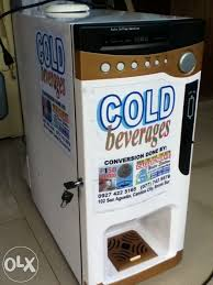 Juice Vending Machine Philippines Extraordinary CALLED48Serve COLD Vendo Machine COIN OPERATED Auto PALAMIG 48 Flavors