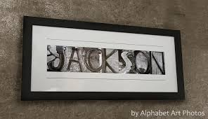 personalized wall art names