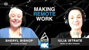 Making Remote Work #18 – Sheryl Bishop: The psychological effects of  isolation & confinement - YouTube