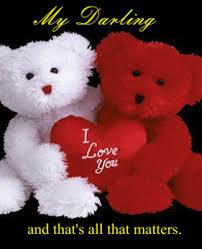 A Cute Teddy Love Free Cute Love ECards Greeting Cards 40 Greetings Cool Cute Love Images