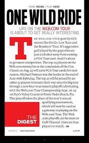 d t magazine text