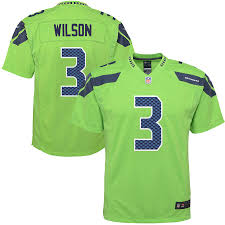 Rush Jersey Color Wilson Russell Youth