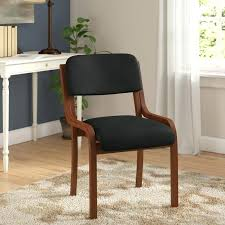 fantastic black waiting room chairs business reception desk leather reception furniture mesh guest chair lounging office