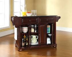 Furniture Kitchen Islands Crosley Alexandria Kitchen Island With Granite Top Best Kitchen