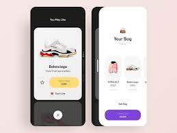 Clothing Design App Youth Clothing Shop App Design By Cuberto On Dribbble
