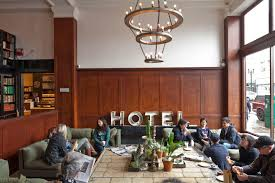 how to decorate your home like the ace hotel portland condé nast traveler