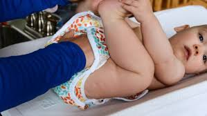 cloth diaper laundering basics