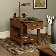 charging end table. Carson Forge End Table With Charging Station W