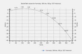 20 Gauge Slug Ballistics Chart 45 Expert Hornady Sst Sabot Ballistics Chart