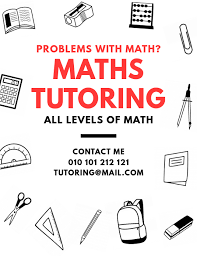 Tutor Flyer Templates Maths Tutoring Lessons Flyer Template Postermywall