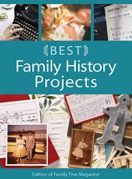 find these projects plus many more in out book best family history projects