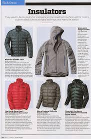 Sierra Designs Capiz Down Jacket Westcomb Pr Clips 2013