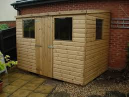 sheds pent or apex roof style sizes range from 4 x 4