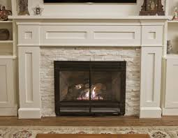 removing gas fireplace surround stains from glass how to remove doors