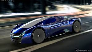 The Mercedes-Benz ELK electric supercar - Imagination knows no ...