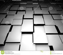 Abstract 3d floor tiles stock ...